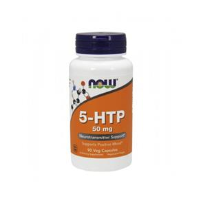 5-HTP 50mg - NOW
