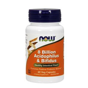 8 Billion Acidophilus & Bifidus - NOW