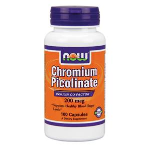 Chromium Picolinate - NOW