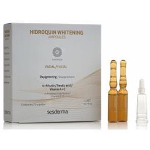 Hidroquin whitening ampoules 5amp.