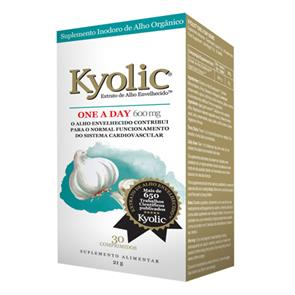 Kyolic One-a-Day (600mg) - 30 comprimidos