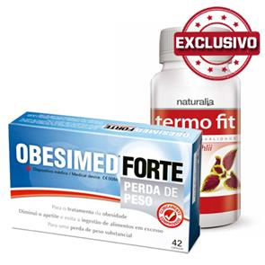 Pack Termo Fit + Obesimed Forte