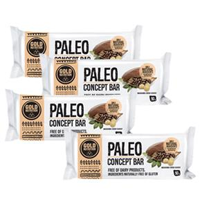 Paleo Concept Bar - 4 unid. - GoldNutrition