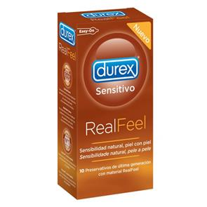 Preservativo Durex Real Feel