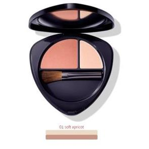 Rouge Duo 01 Soft Apricot 5,7Gr