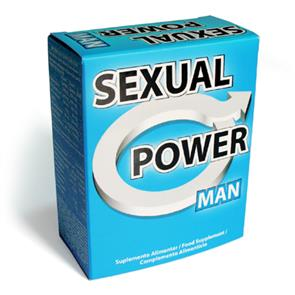 Sexual Power Man 60 comp.