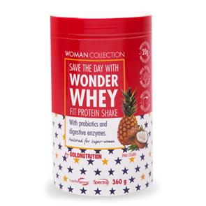 Wonder Whey Woman Collection GoldNutrition