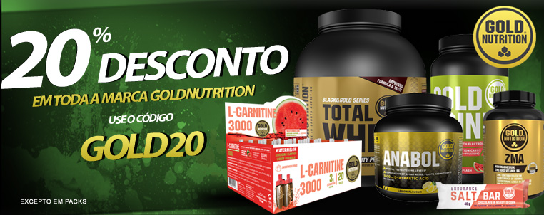 Goldnutrition - 20%